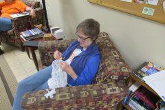 Kris-making sleep mat