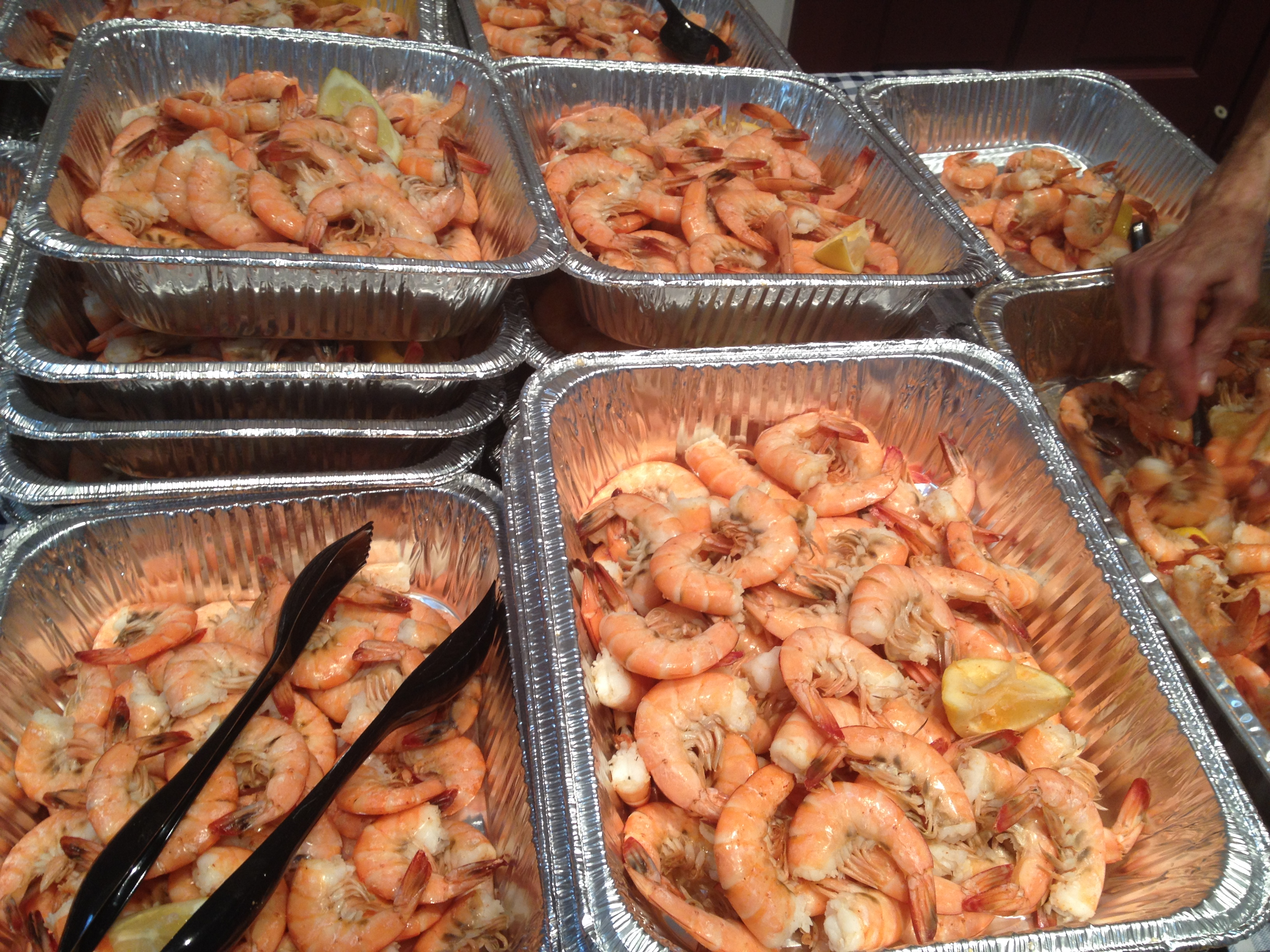 Basics to Hosting a Shrimp Boil to Raise Money and Awareness for Back Bay Mission