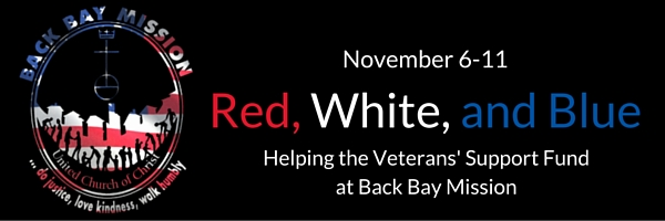 Go Red, White, and Blue for Veterans Day!