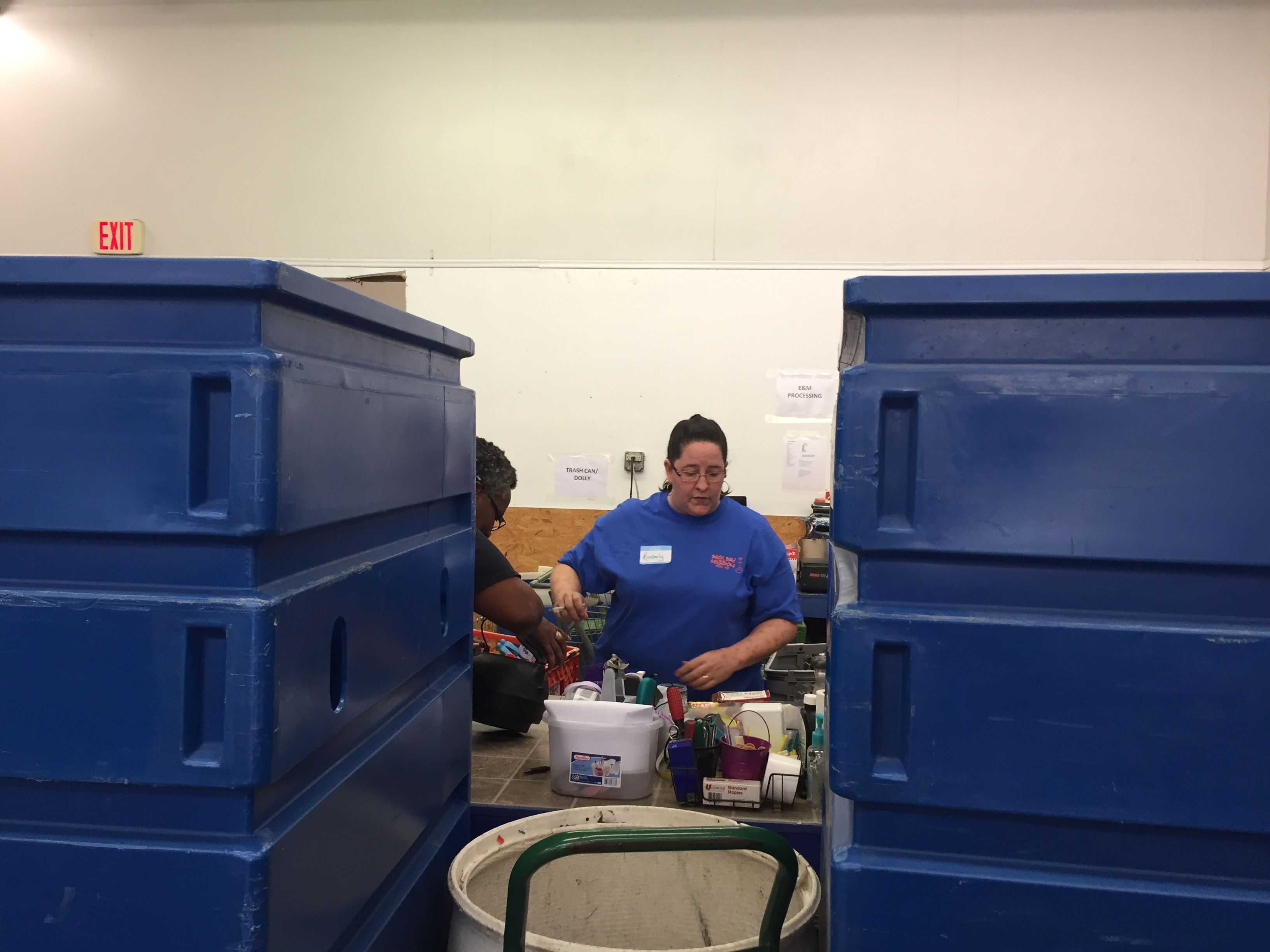 Back Bay Mission's Partnership with Goodwill