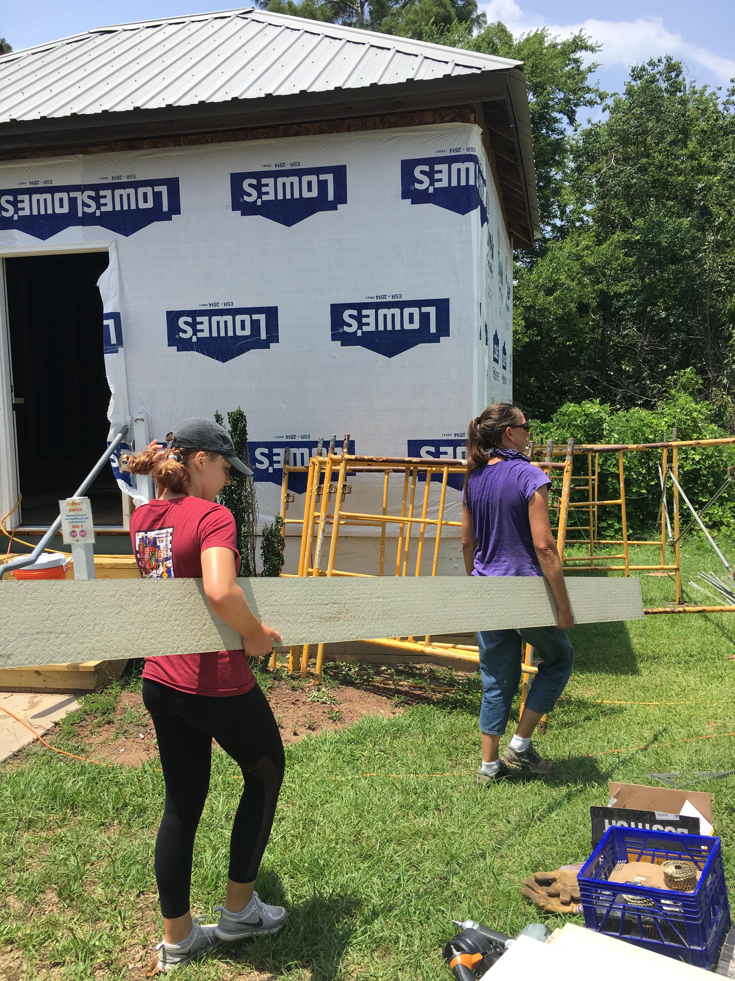 2018 Volunteer Photos: Little River United Church of Christ (Annandale, Virginia)