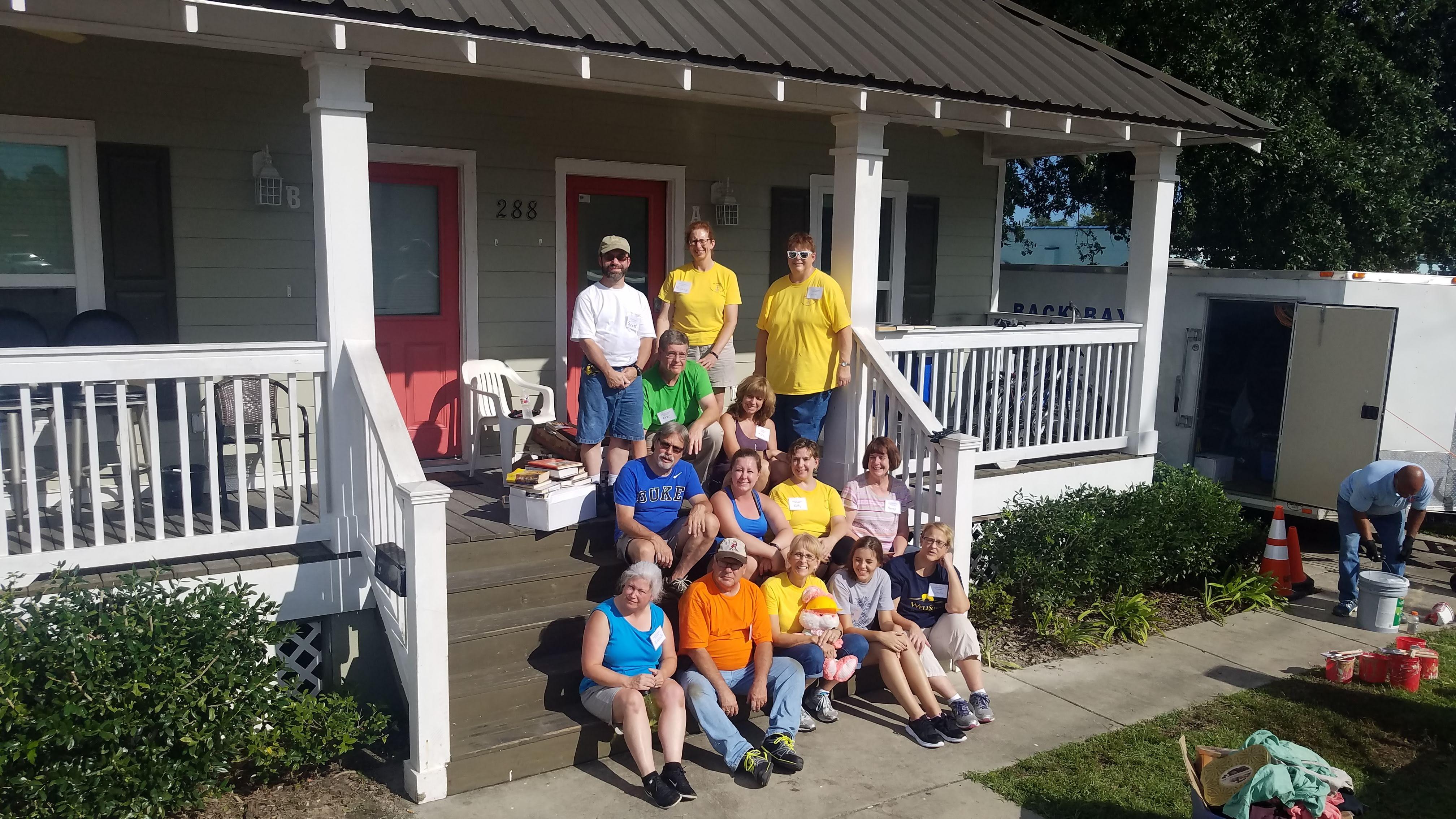 2018 Volunteers: St. Jacob's UCC York New Salem