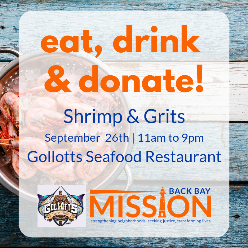 Back Bay Mission Day at Gollotts Fresh Catch Seafood Restaurant