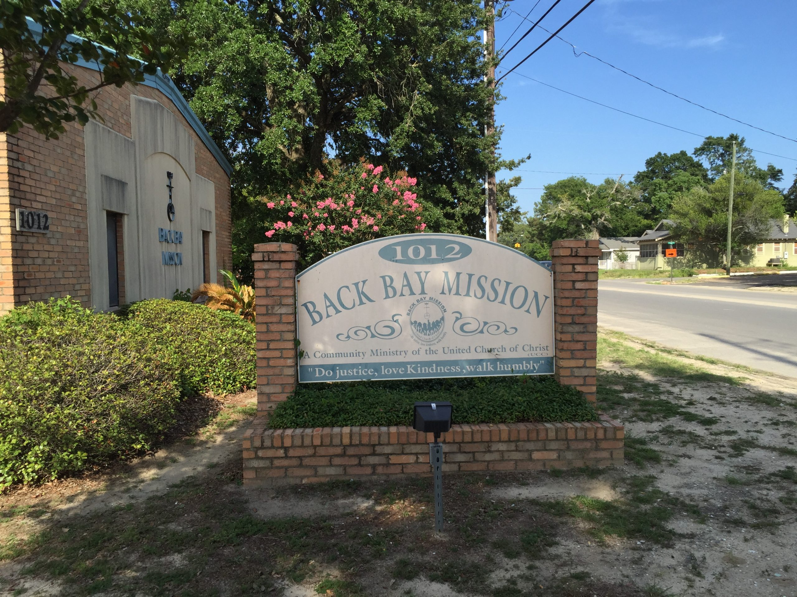 Back Bay Mission Closed until Monday, July 6