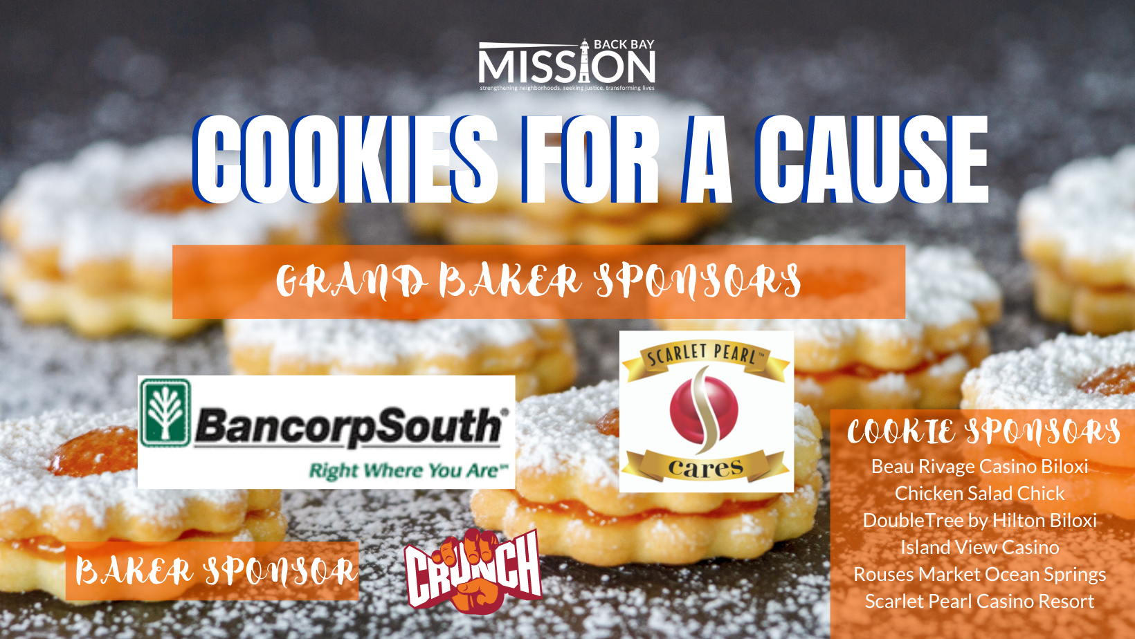 """""""Cookies for a Cause"""" Fundraiser"""