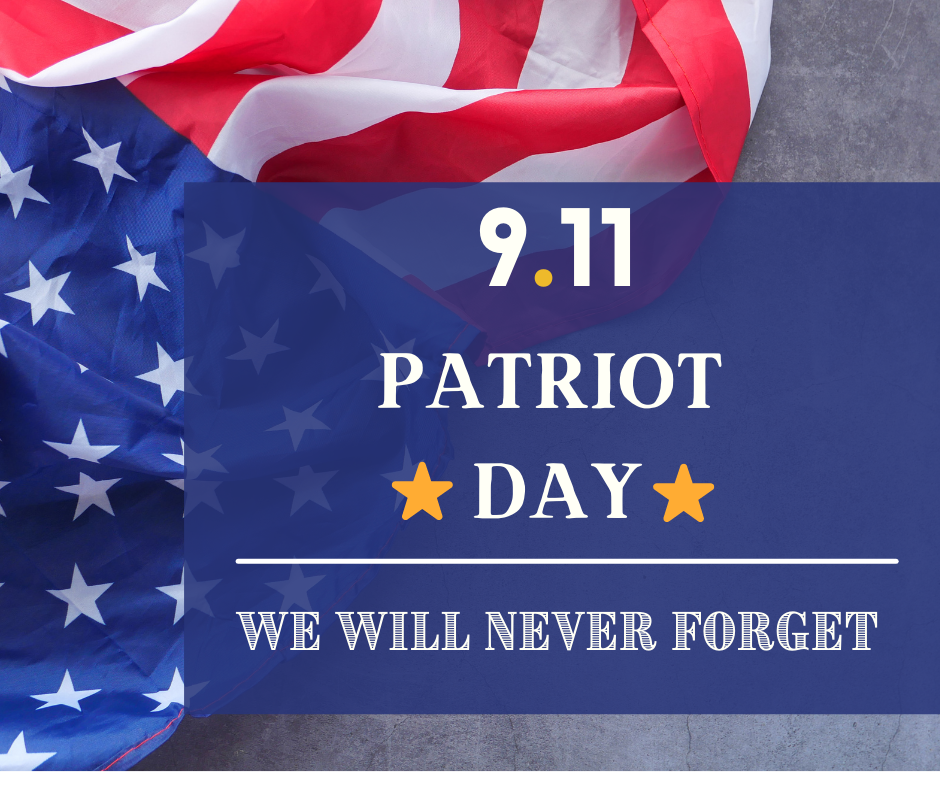 In honor of the 20th anniversary of 9-11